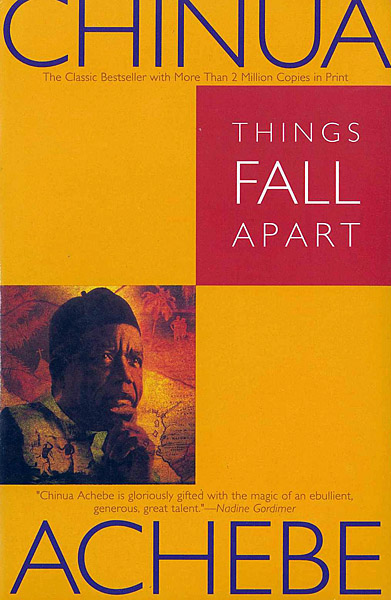 apart chinua achebe essay Things fall apart study guide contains a biography of chinua achebe, literature essays, quiz questions, major themes, characters, and a full summary and analysis.